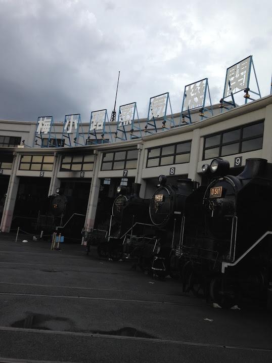 京都鉄道館9