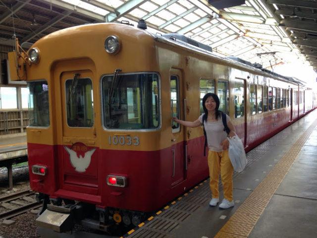 富山地鉄でがんばる旧3000系と私