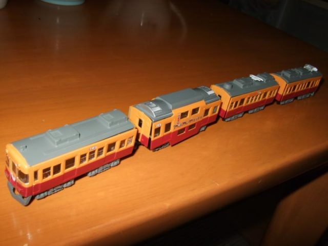 旧3000系模型2