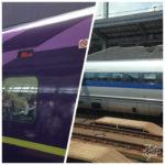 EVA新幹線と普通の500系