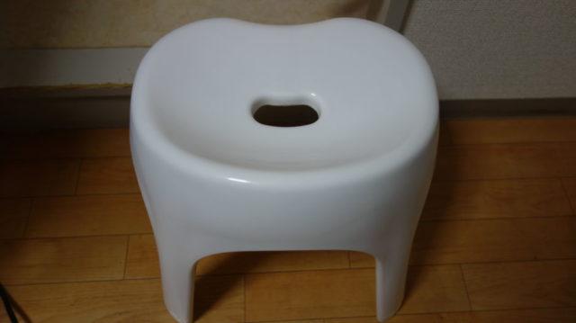 高さのある風呂椅子